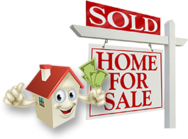 home sold graphic