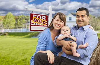family-sold-home