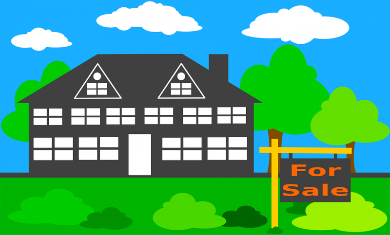 Home for sale and the right mortgage