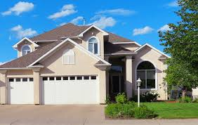 Picture of house bought by home buying company