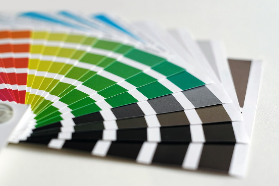 house paint colors for evaluation