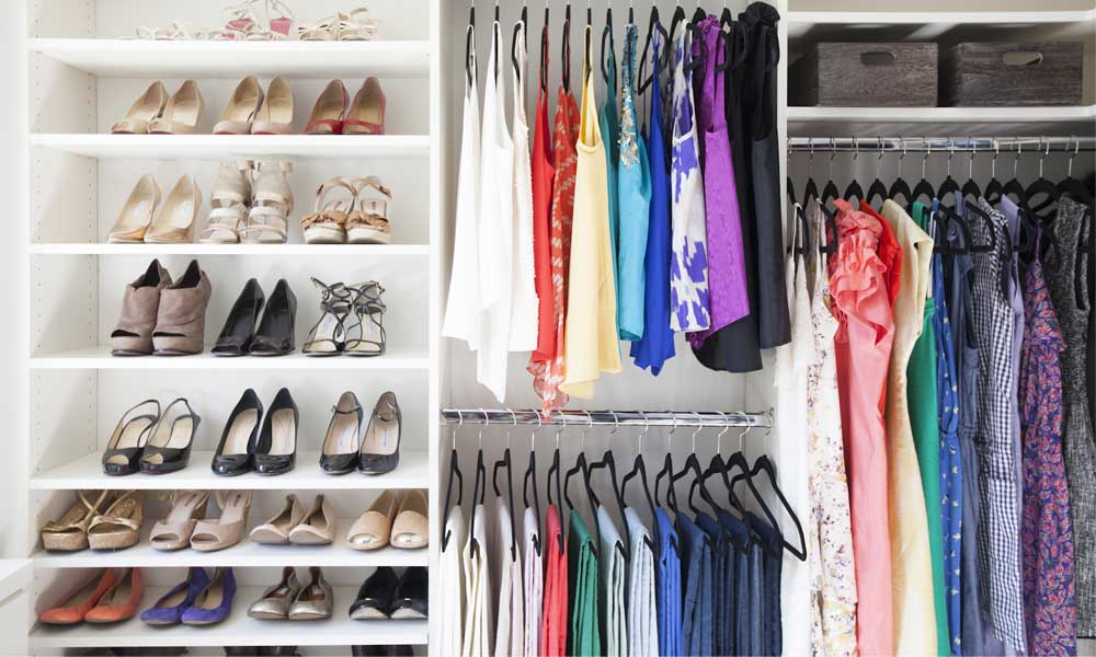 A Clean Closet